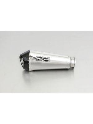 HYPERCONE, slip on (muffler), stainless steel, EEC