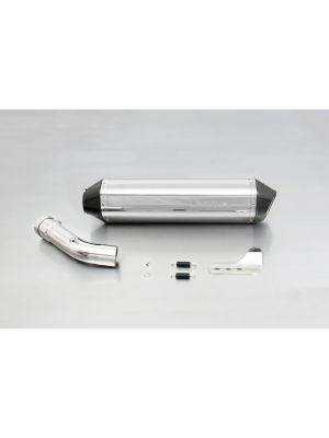 HEXACONE, slip on, stainless steel, EEC, 54 mm