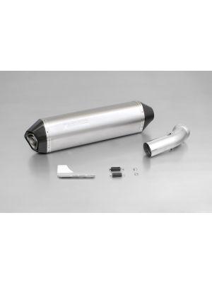 HEXACONE, slip on incl. cat., titanium, EEC, 60 mm