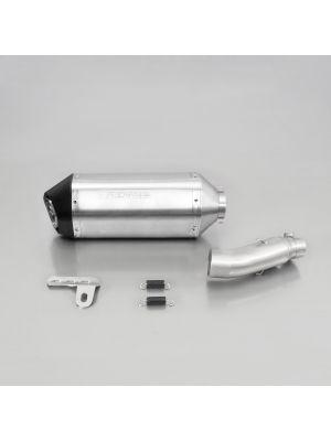 SPORTEXHAUST, slip on, stainless steel, EEC, 54 mm