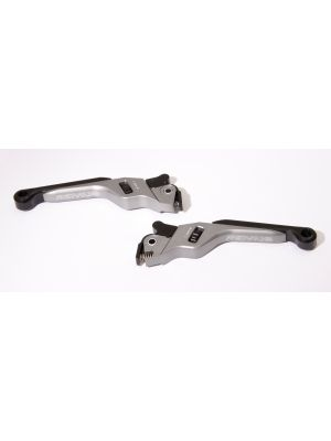 Vespa brake levers, left and right, titanium anodized