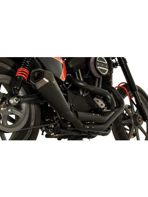 KODLIN X REMUS Complete system (2-1) with HyperCone muffler, (EC-) APPROVAL