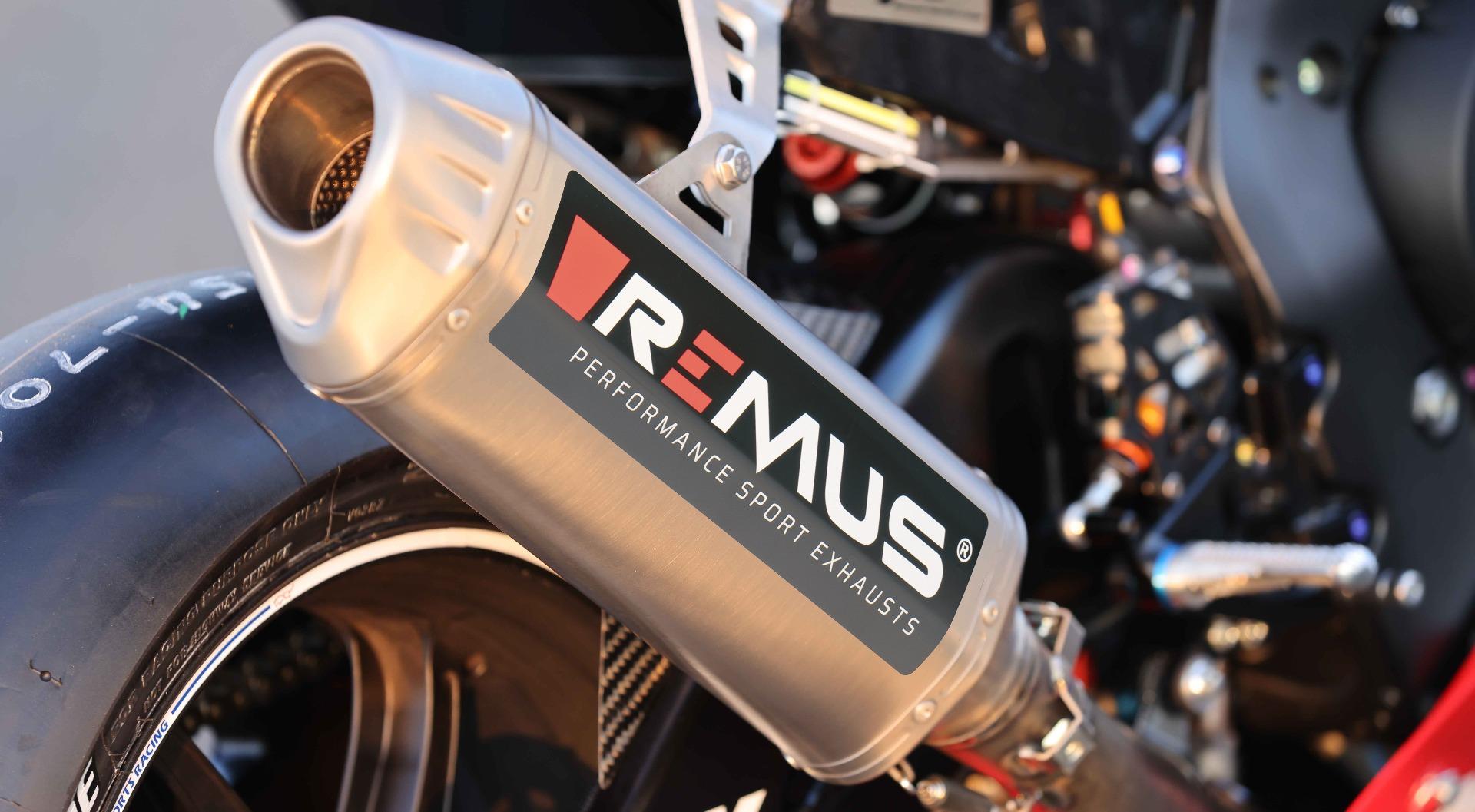 REMUS GOES EWC