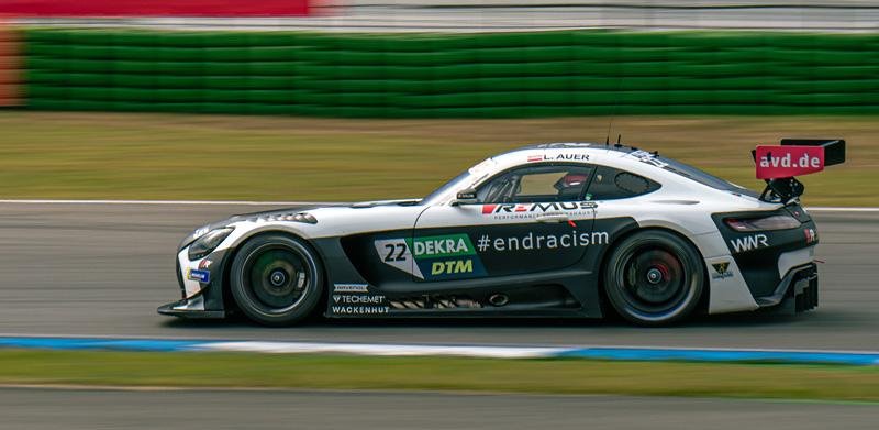 Mercedes AMG GT HTP WINWARD LUCAS AUER