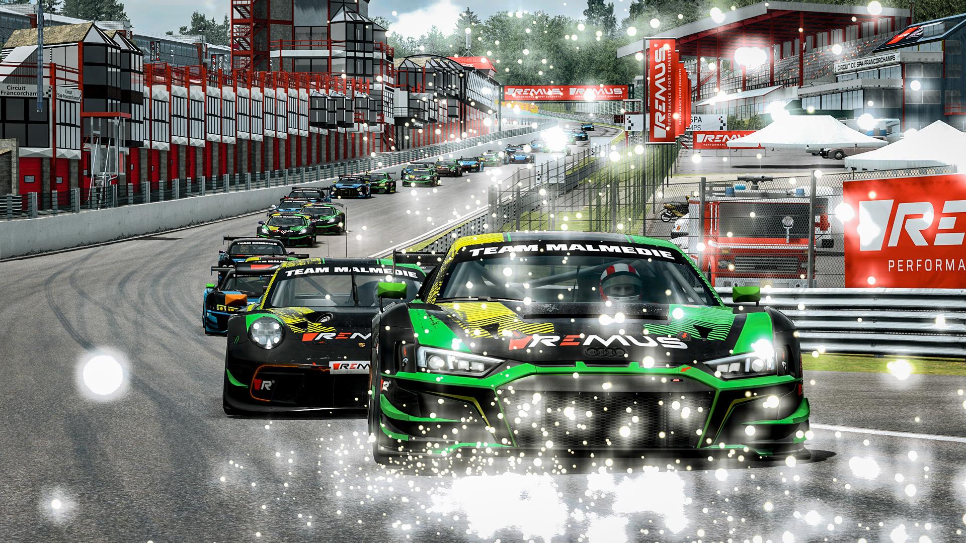 REMUS GT3 Championship
