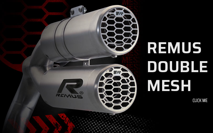 REMUS DOUBLE MESH