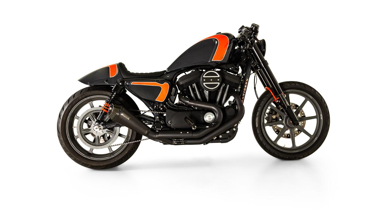 bike info 12 18 harley davidson sportster kodlin x remus mod 2018 Harley Sportster Mufflers