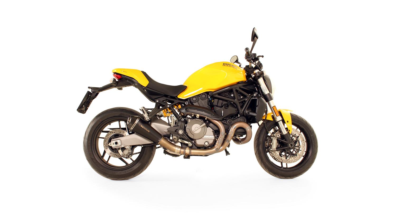Ducati Monster 821 MH 80 KW Euro 4