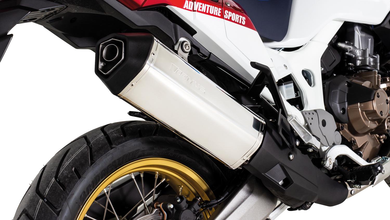 Exhaustssystems Bike Info 16 18 Honda Crf 1000 Africa Twin Mod 2018 Remus