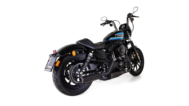 Exhaustssystems Bike Info 23 18 Harley Davidson Sportster 883 Sportster 1200 Mod 2017 2018 Remus