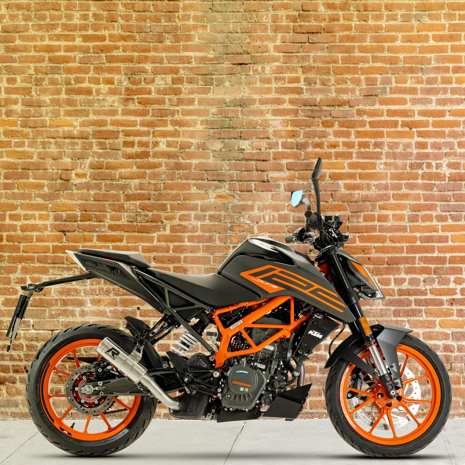 NEW DEVELOPMENT MC 2021 | #04 KTM 125 Duke/390 Duke