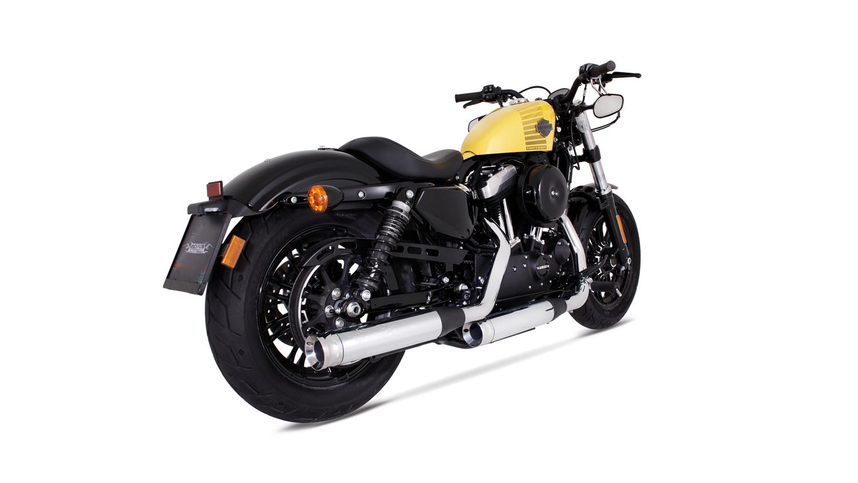 Exhaustssystems Bike Info 06 17 Harley Davidson Sportster Forty Eight Mod 17 Euro 4 Remus