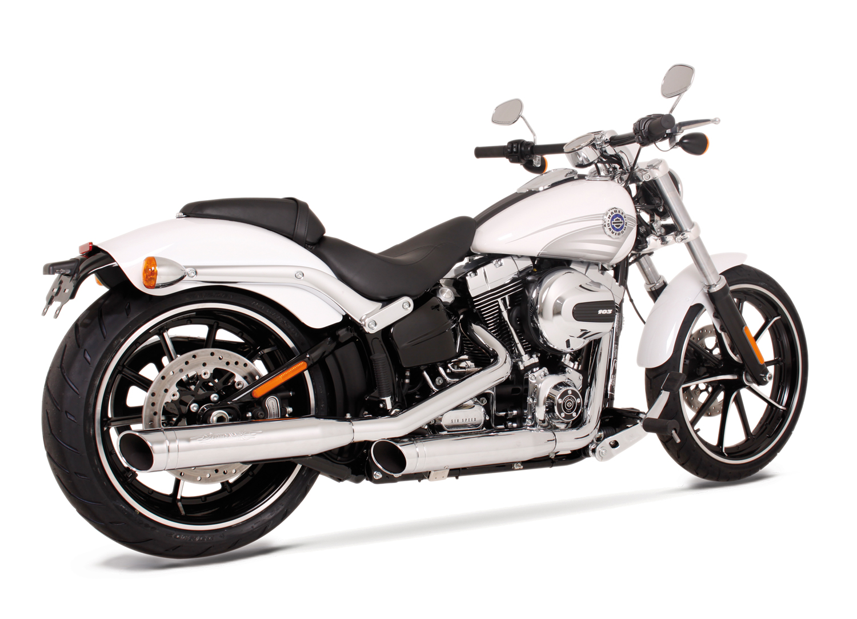 BIKE INFO 37 15 Harley-Davidson SOFTAIL, FS2