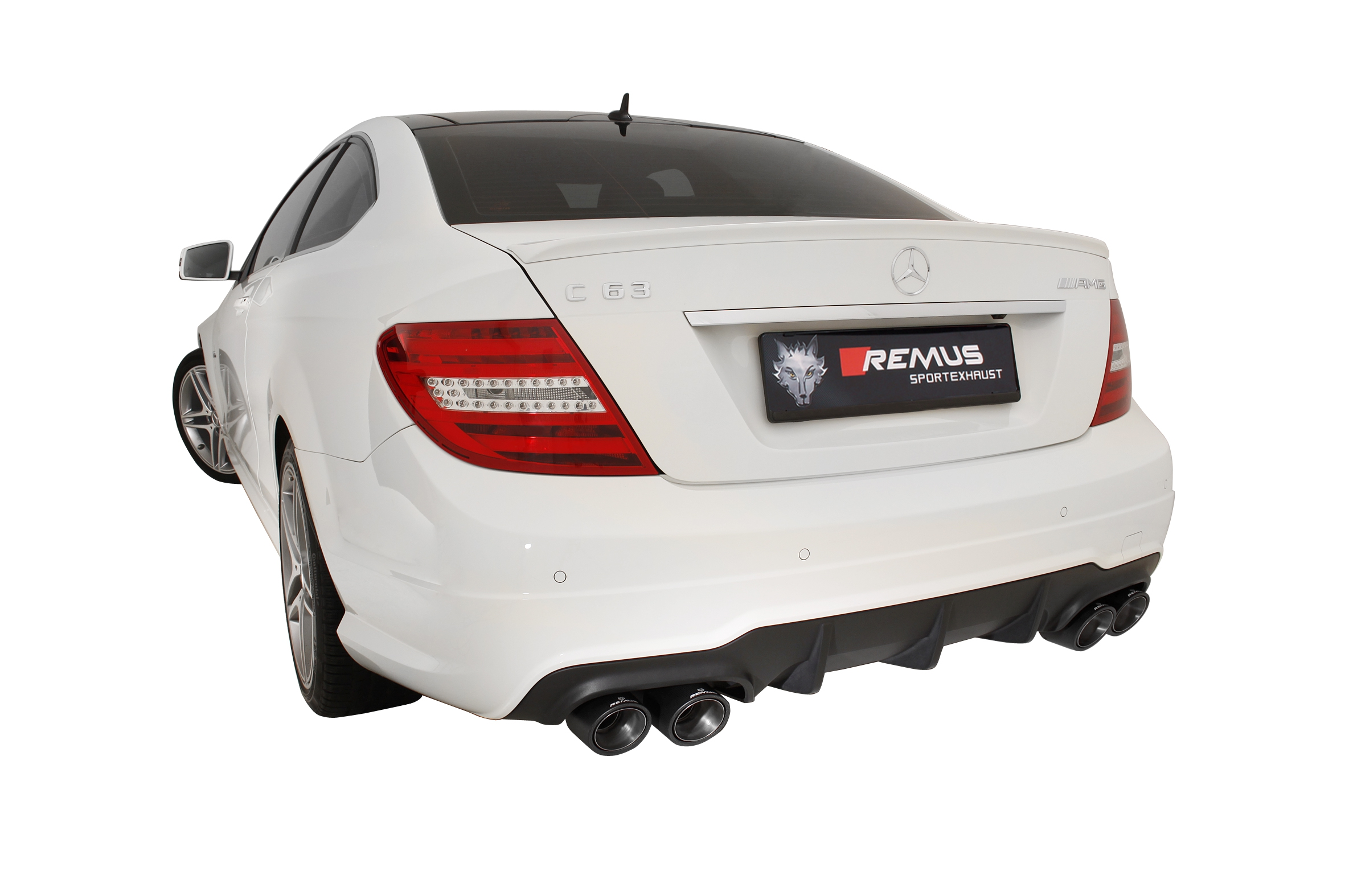 REMUS product information 10-2016 MERCEDES BENZ C63 AMG, Typ