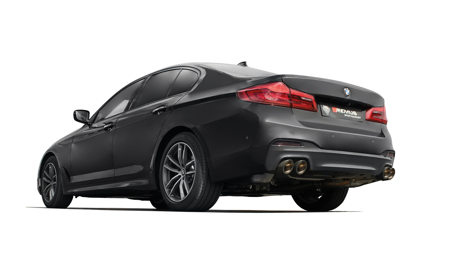 Remus Product Information 15 2017 Bmw 5 Series G30 540i X