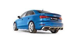 REMUS product information 17-2018 AUDI RS3 Sedan and Sportback