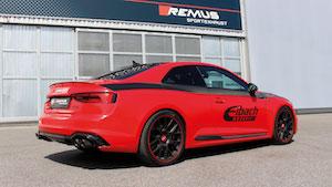 REMUS product information 25-2017 AUDI RS5 Quattro