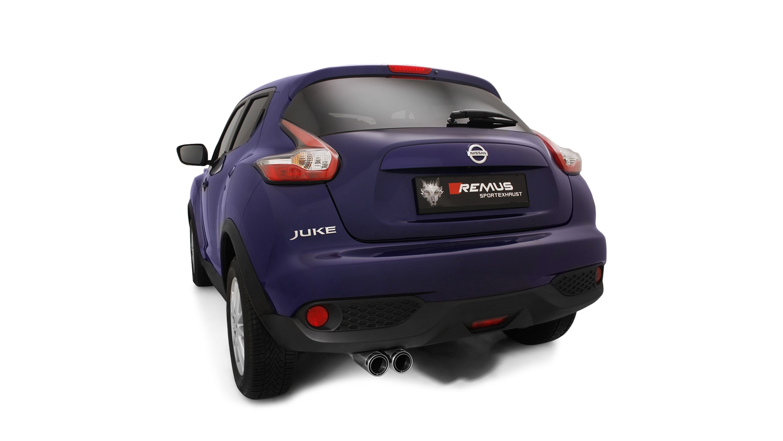 2016 Nissan Juke >> Remus Product Information 32 2016 Nissan Juke Facelift