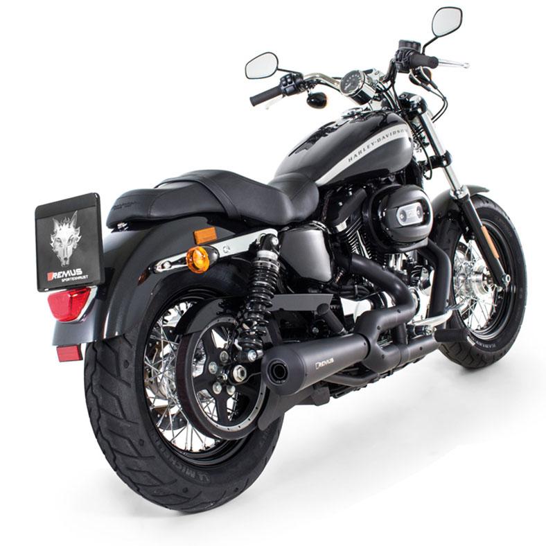 BIKE INFO 05 18 Harley-Davidson Sportster 1200 / Sportster